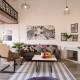 Zebra TQK Loft - Scandinavian home with garden